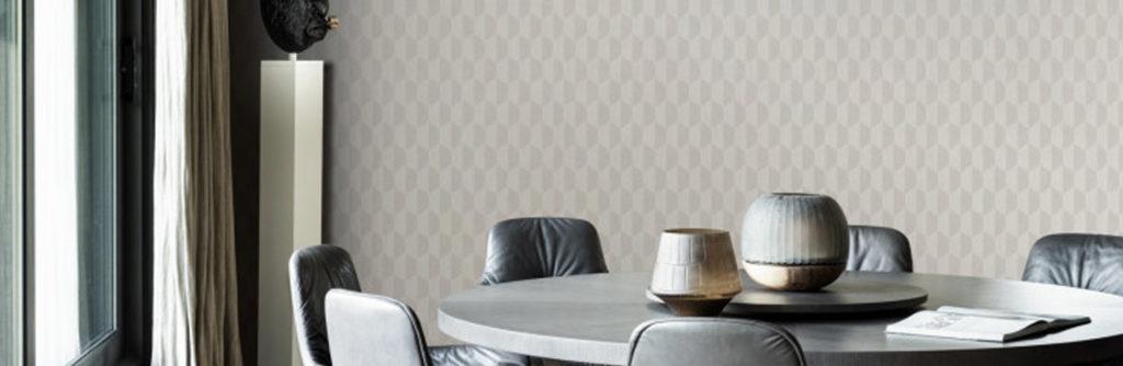 foto de revestimiento decortativo de pared instalada - parquets pedrosa